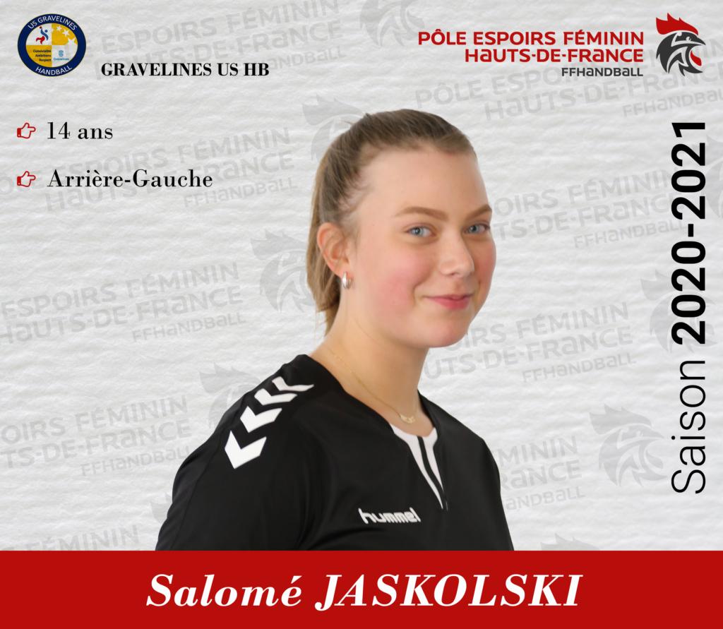 Salomé JASKOLSKI