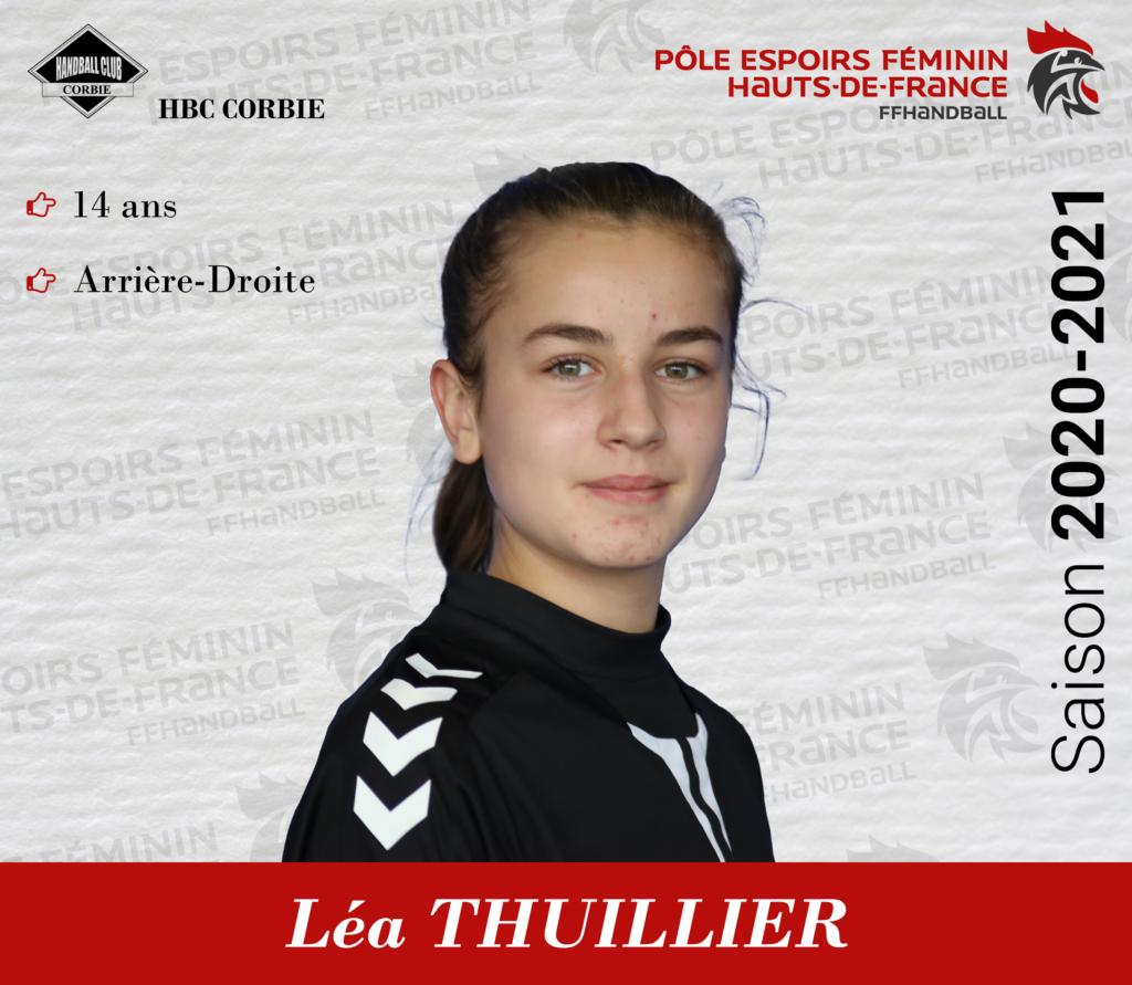THUILLIER Léa
