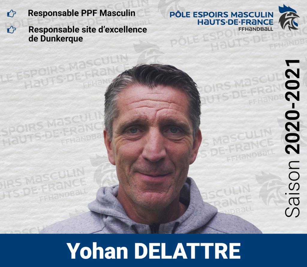 Yohan DELATTRE