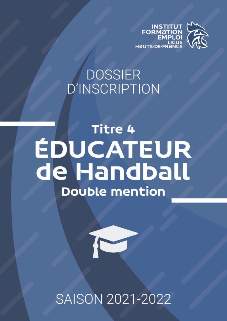 Dossier candidature T4 continu 2021-2022 - ITFE HDF