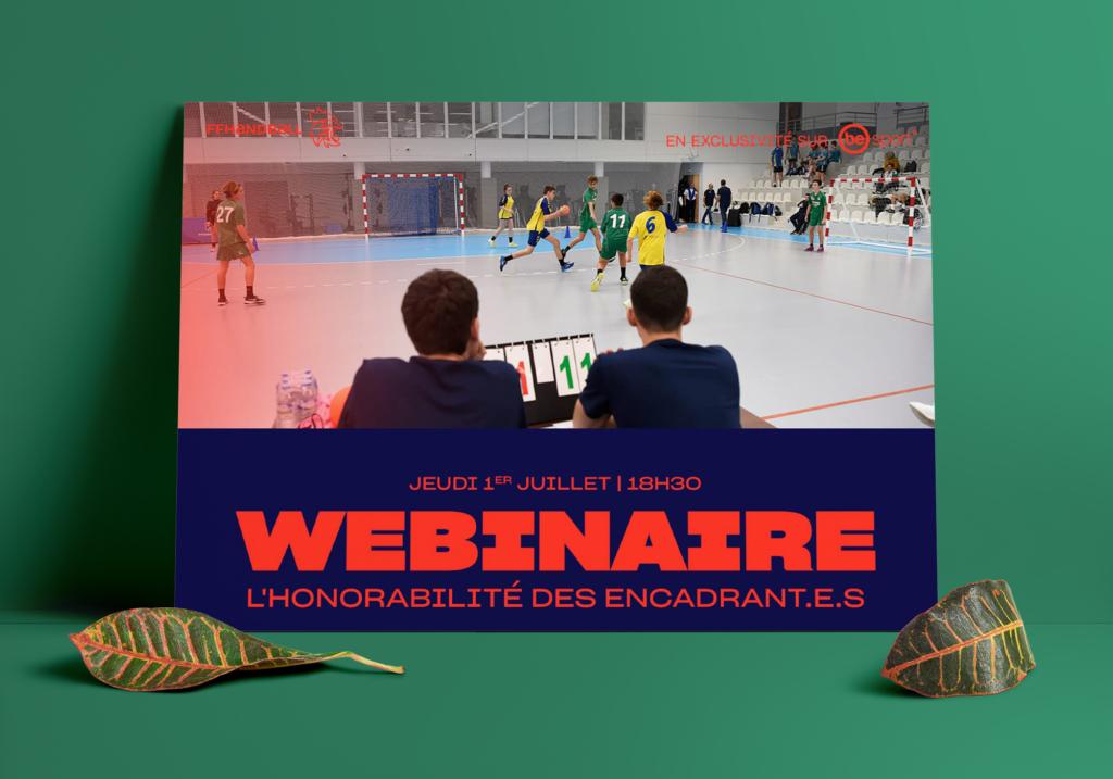 Webinaire FFHandball - L'honorabilité des encadrants