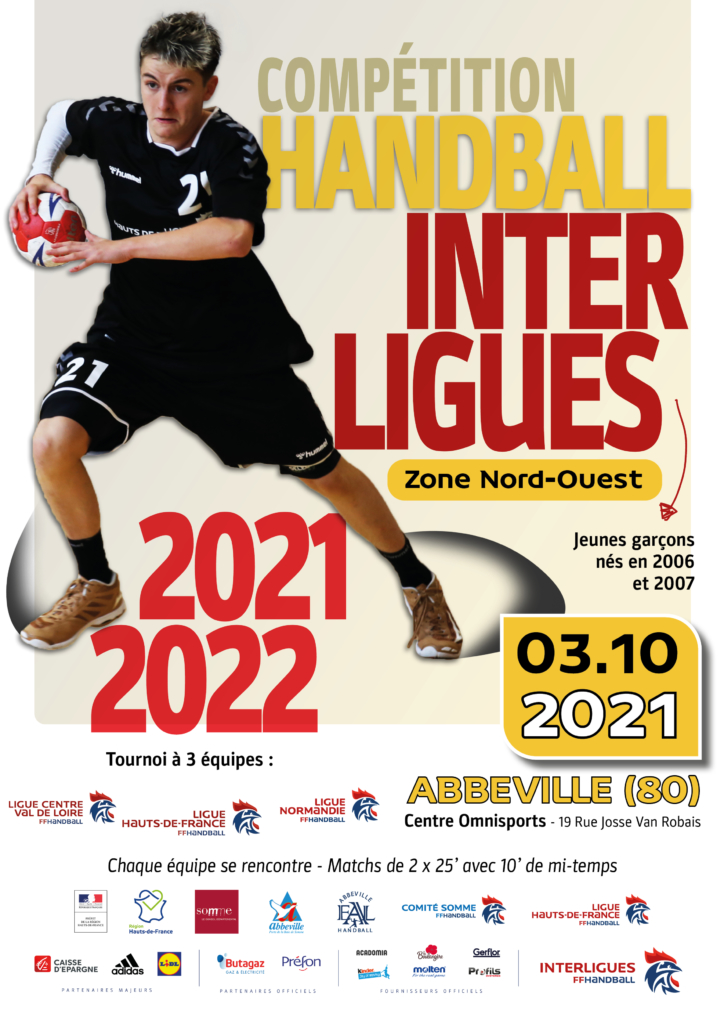 Interligues Masculins 2021 @ Centre Omnisports Abbeville